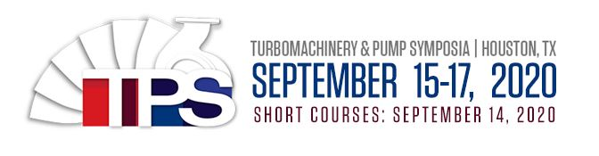 Turbomachinery & Pump, 15.09  - 17.09.2020